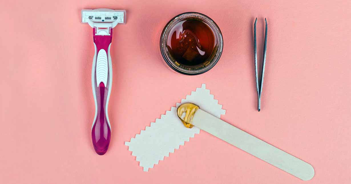 Remove Hair Without Waxing